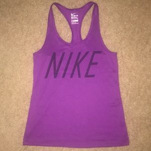 Nike Dri-Fit tank, size small